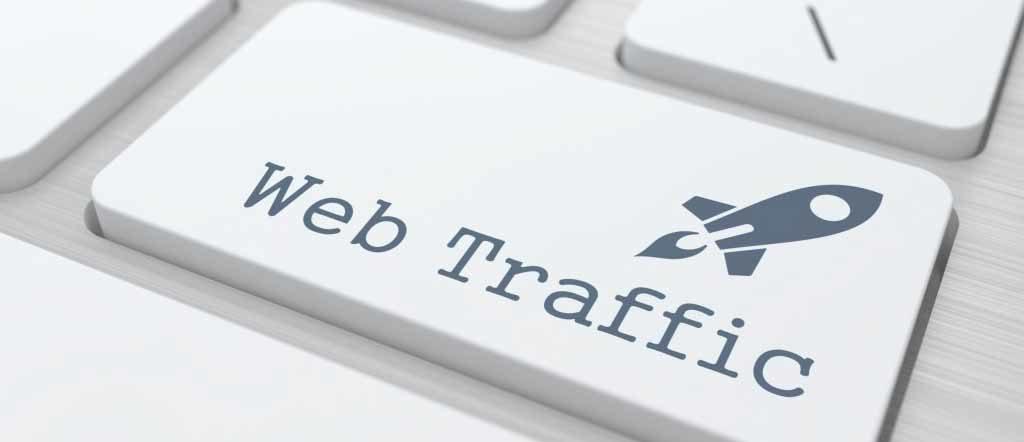 visitas a la web aumento